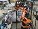 Robotické obrábanie