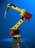 "Priemyselný robot, typ ""ARC Mate 100iC – R-30iA –Controller  CE/EMV"""