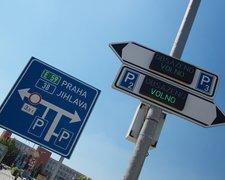 Navigačný systém pre mestá a obce