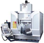 CNC sústruh SPINNER D5 Dynamic line