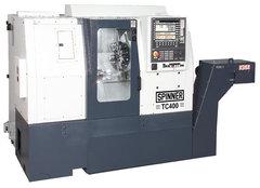 CNC sústruh SPINNER TC 400