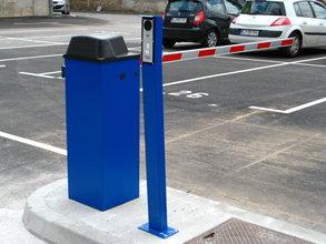 Parkovanie s manuálnou pokladňou