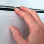 ochrana proti zovretiu prstov